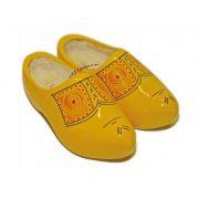 Kinderklompje geel