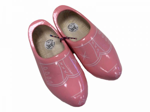 Kinderklompje roze