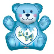 Ballon Baby Boy Bear