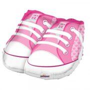 Ballon Baby Girl Schoen