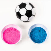 Gender reveal voetbal